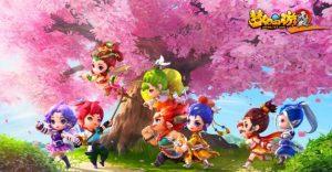 《梦幻西游无双2》全平台公测!重新定义动作版梦幻!