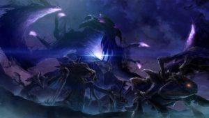 C:\Users\mattnam\Desktop\MTG新聞\3月\27-3\【3月27日美商暴雪新聞稿】進化完成!Blizzard Entertainment 宣布推出《星海爭霸®》高畫質重製版\screenshots\artwork\Legacy of the Void Concept Art\SCII_Legacy_of_the_Void_Dark_Templar_Shakuras_Art_02.jpg