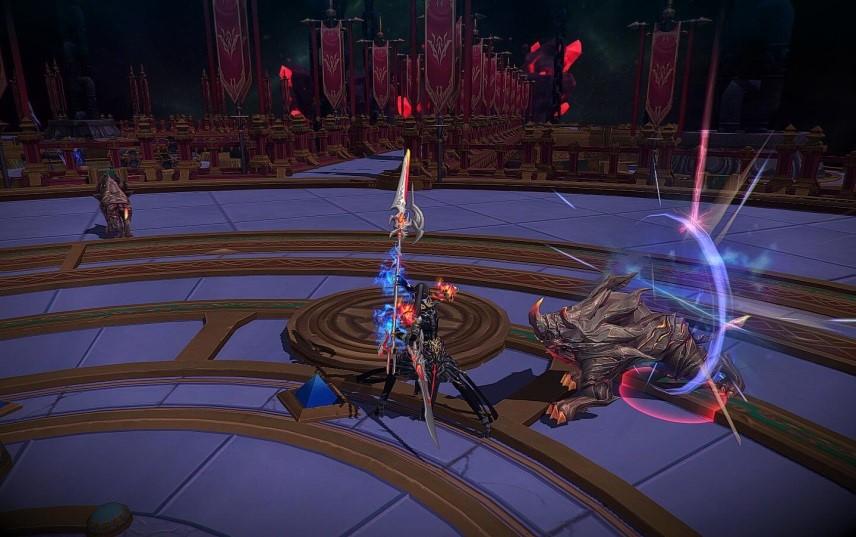 ★「試煉塔」一共有15層,每層均有不同的怪物等待玩家的挑戰