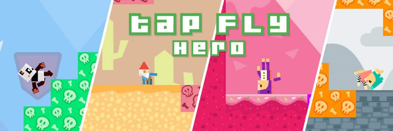 F:\2. 海外发行\1. 游戏资料\3. 当前海外发行游戏 0530\32. Tap Fly Hero\1. Tap Fly Hero\Tap Fly Hero社交平台宣传图\Twi.jpg