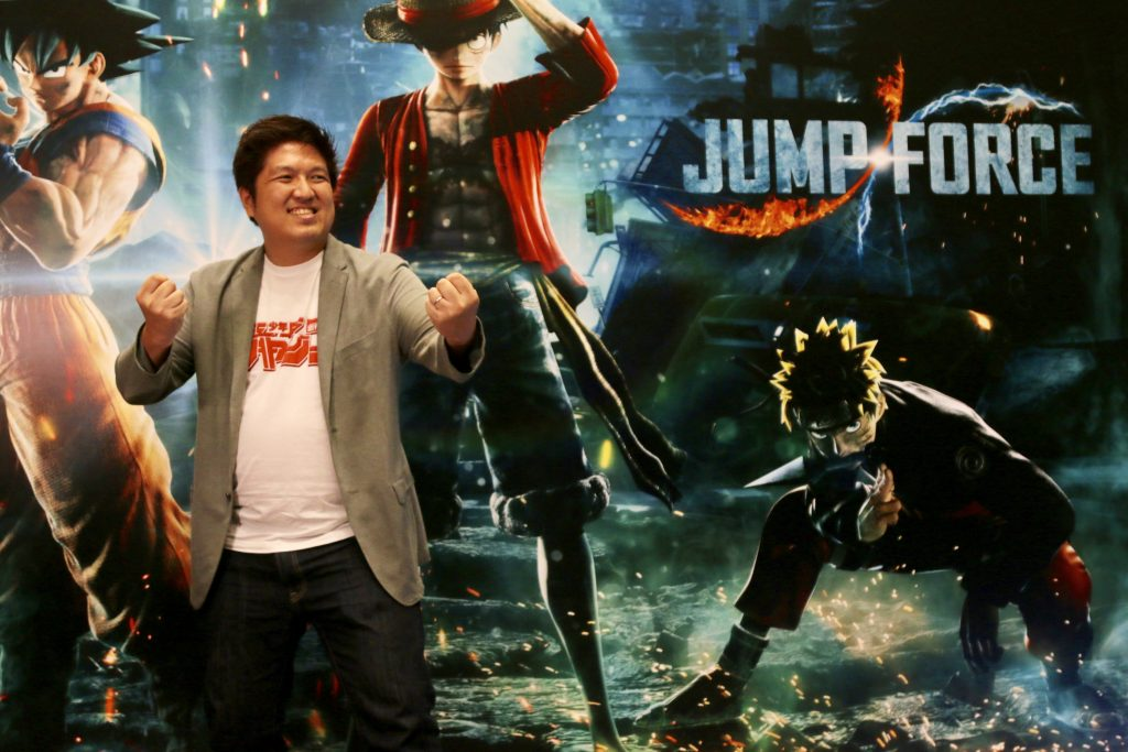 《Jump Force》副製作人平田玲