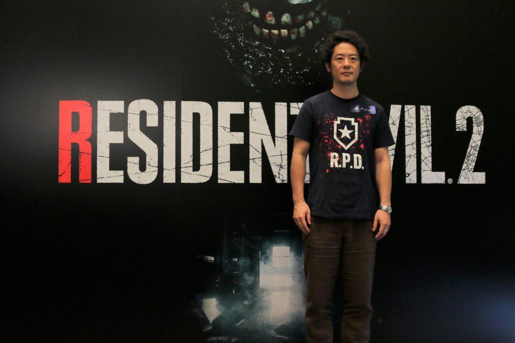 《Resident Evil 2》PS4重製版製作人神田剛
