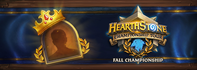 Watch the Fall Championship! (PENDING)