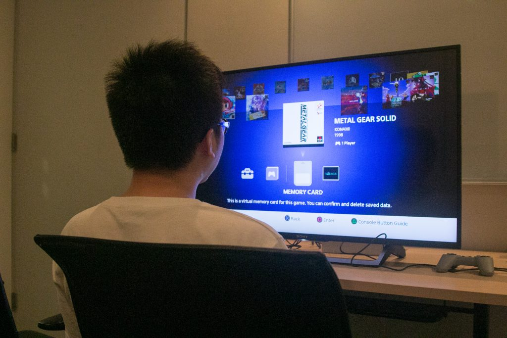 【坦編外訪】PlayStation懷舊風潮!PS Classic試玩心得報告